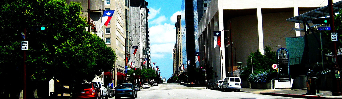 houston-downtown-flags-street