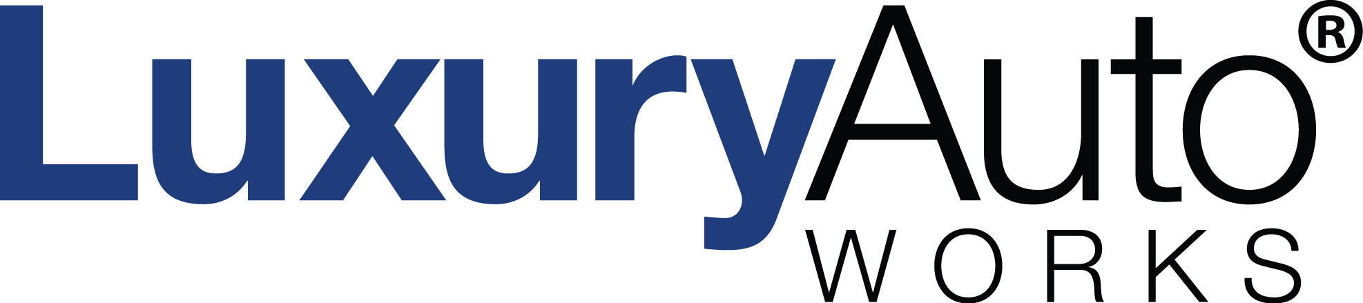 Luxury Auto Works logo